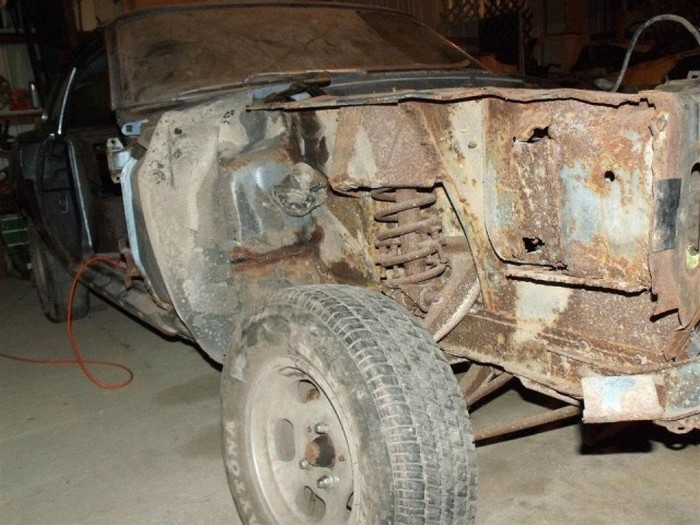 Restored 1969 Ford Mustang Gets A Second Chance At Life