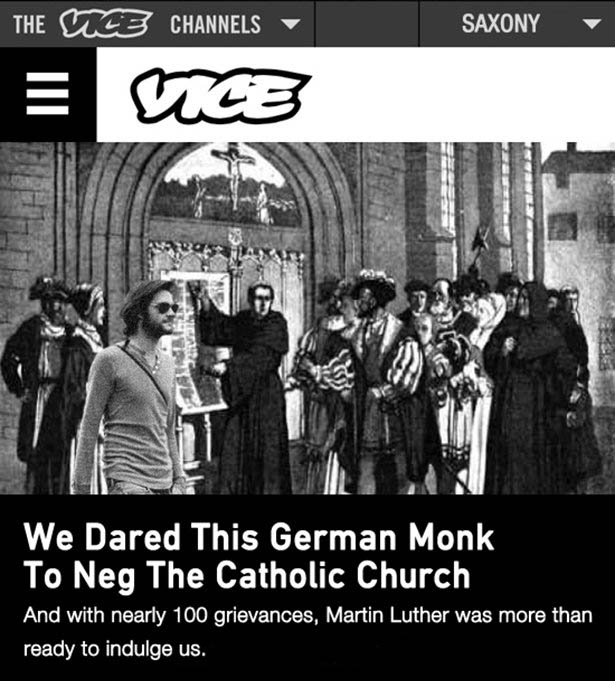 If Vice Covered Stories Throughout History