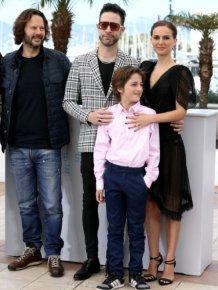 Natalie Portman Showed Off Her Beautiful Backside At Cannes
