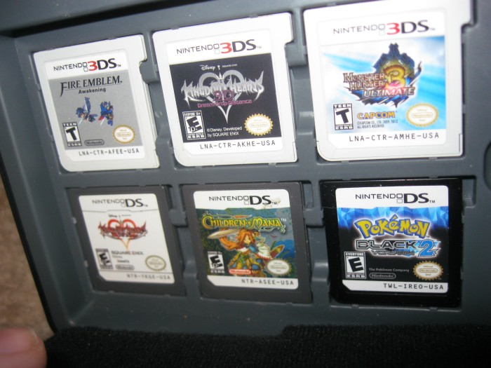 Man's Finds Something Incredible In A Nintendo 3DS Case