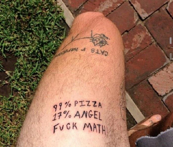 Epic Tattoo Fails That Will Make You Cringe