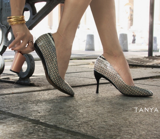 Tanya Heath Has Come Up With A Genius High Heel Design For Women