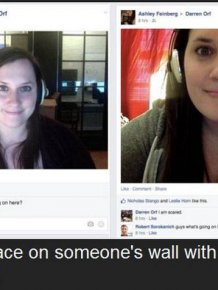 9 Things You Can Do To Become The Creepiest Person On Facebook