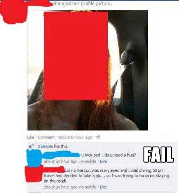Facebook Fails That Will Make You Lose Faith In Humanity