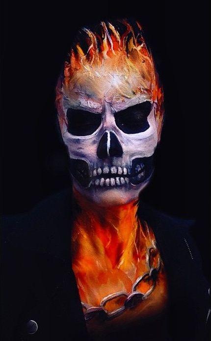 Amazing Face Painting