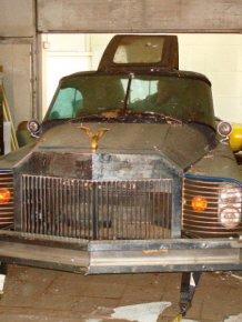 1967 Mohs Ostentatienne Opera Sedan Looks Amazing When It's Restored