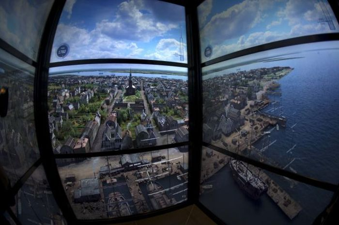 The One World Observatory Gives You A Different View Of New York City