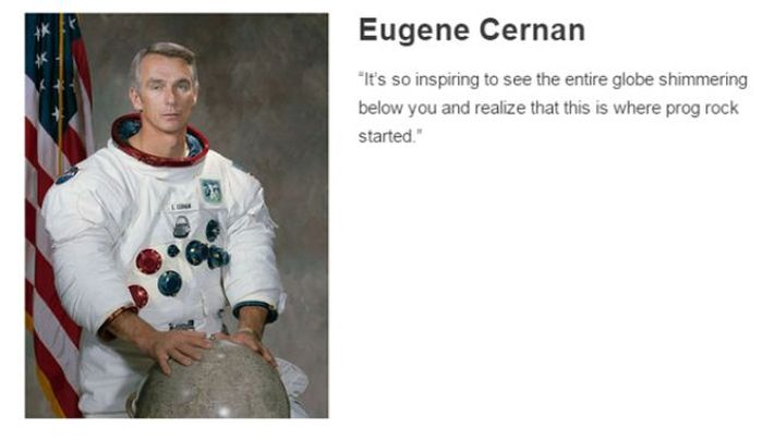 astronaut describes space - photo #10