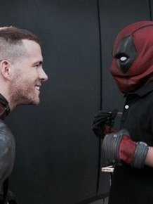 Ryan Reynolds Granted This Boy's Wish When He Visited The Deadpool Set