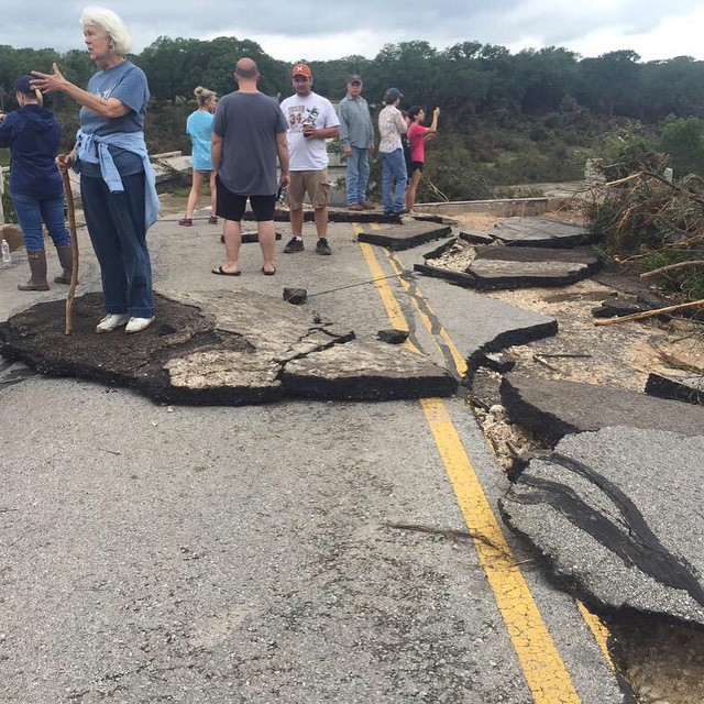 Devastating Floods And Tornadoes Roll Through Texas And Oklahoma