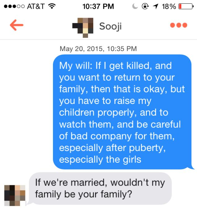 Man Uses Osama bin Laden's Love Letters To Troll On Tinder