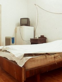 Rooms Where Romanian Prison Inmates Have Conjugal Visits