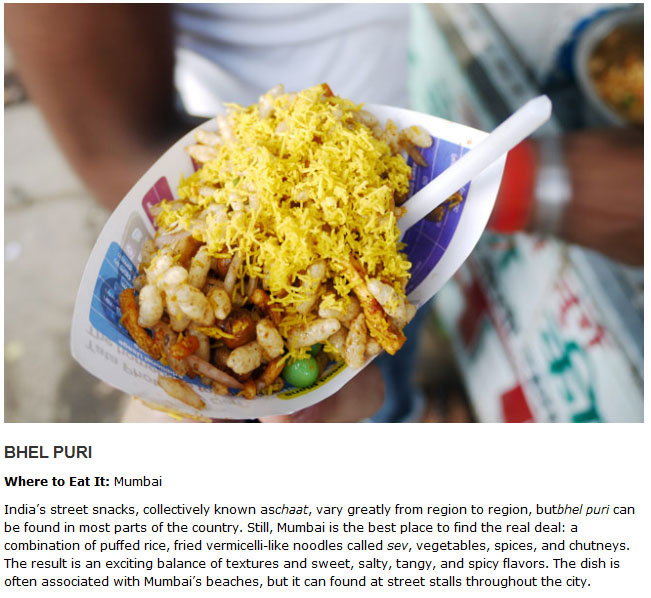 Street Food From Around The World That You Must Try