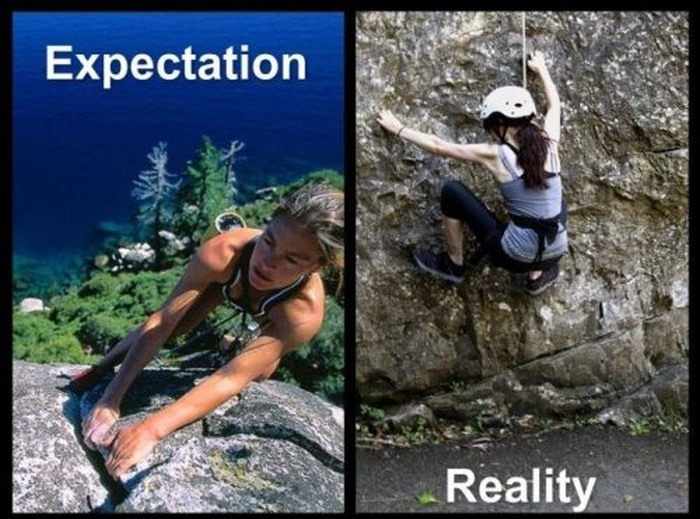 28 Funny And True Examples Of Expectation Vs Reality