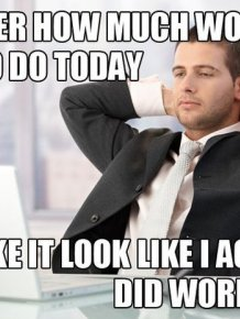 Real Thoughts We've All Had While We Were At Work