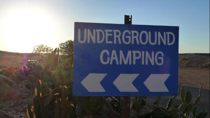 Australia Has Built An Underground City Where Citizens Can Escape The Heat