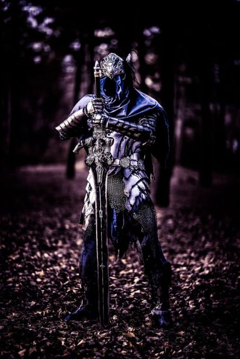 This Artorias Cosplay Is Extreme