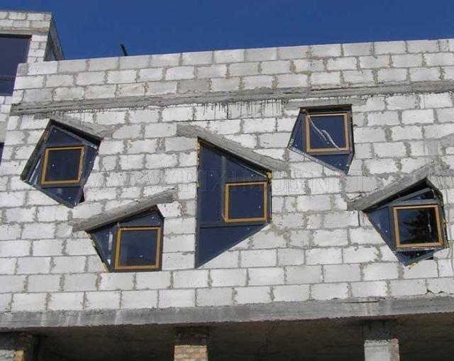 Crazy Constructions