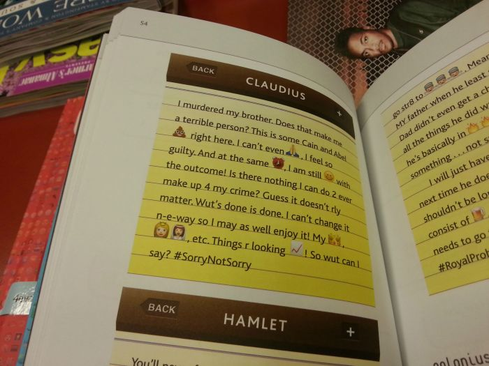 Classic Shakespeare Novels Translated For The Youth Of Today
