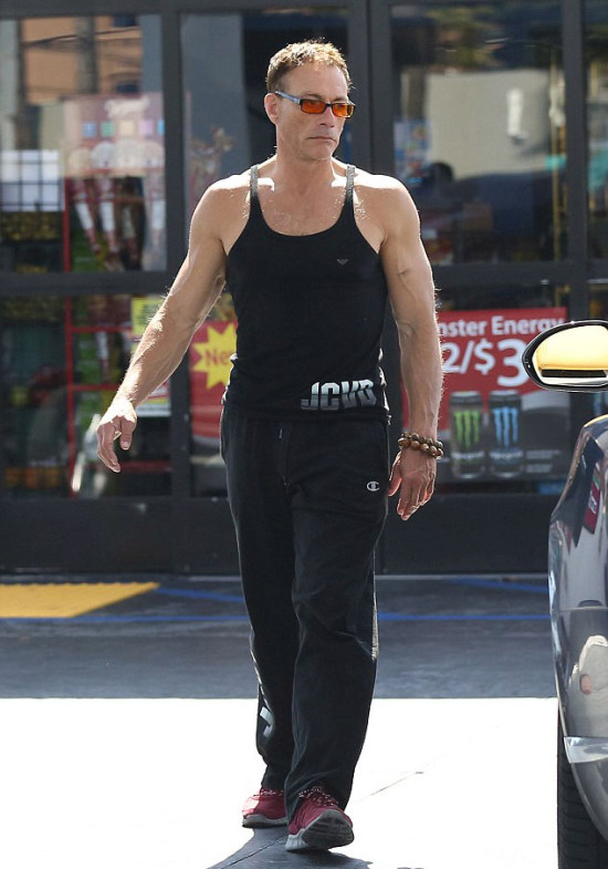 Jean-Claude Van Damme Is Still Jacked At Age 54, part 54
