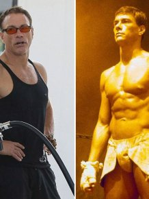 Jean-Claude Van Damme Is Still Jacked At Age 54