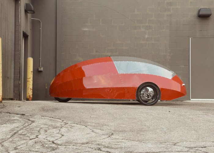 This Is What Happens When You Combine A Car With A Bike