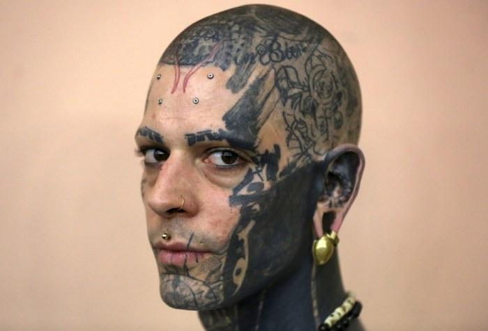 Amazing Art From The Great British Tattoo Show