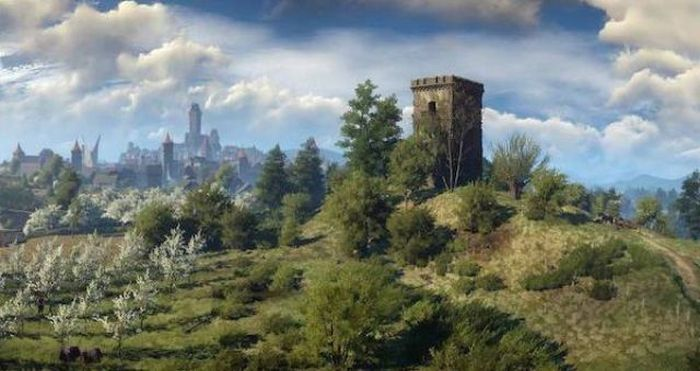 All The Greatest Glitches From The Witcher 3, part 3