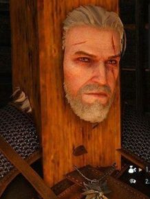 All The Greatest Glitches From The Witcher 3