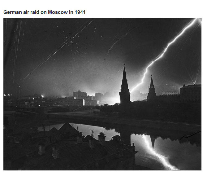 Photos That Captured Amazing Moments In History