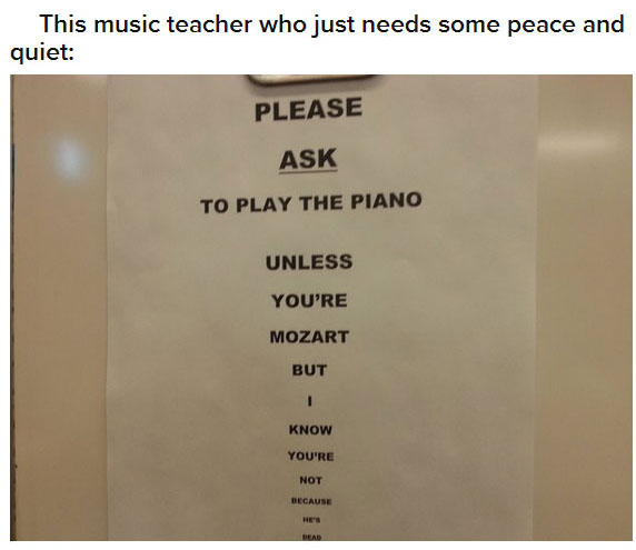 Teachers Who Totally Schooled Their Students