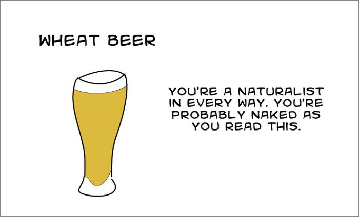 What Your Favorite Beer Says About You