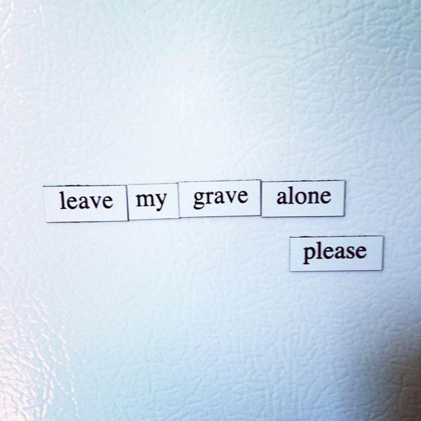 Fridge Poems That Will Make You Say WTF?