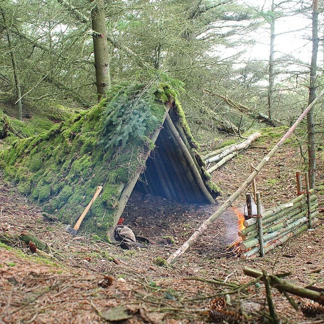 How To Build A DIY Shelter