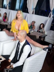 Weird And Beautiful People From Russian Clubs