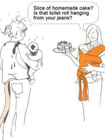 Mom's Doodle Diary Captures The Adventures Of Motherhood
