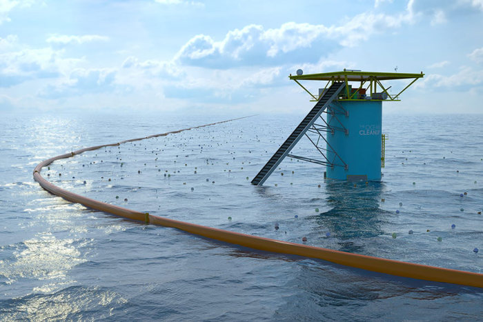 20 Year Old Inventor Creates Device That Will Help The Ocean Clean Itself