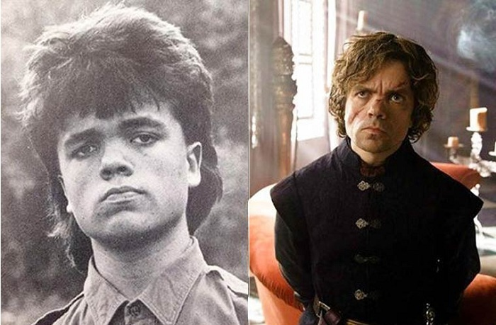 Childhood Pictures Of The Cast From Game Of Thrones