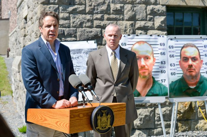 2 Convicted Murderers Escaped From Prison Using Power Tools