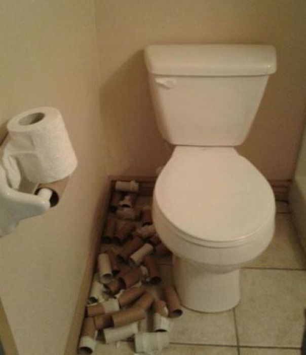 People Who Took Laziness To The Next Level