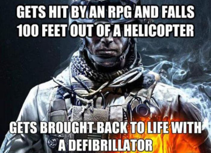 Jokes That Only Gamers Can Appreciate