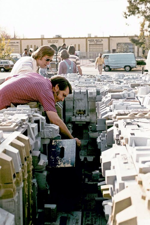 A Behind The Scenes Look At The Special Effects Of Star Wars
