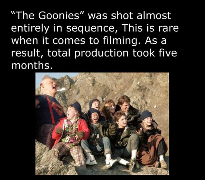 Looking Back At The Goonies 30 Years Later