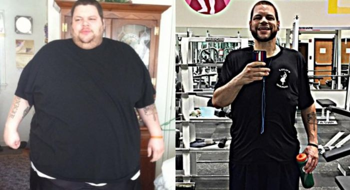 Man Loses Over 400 Pounds Using Taylor Swift Songs As Inspiration