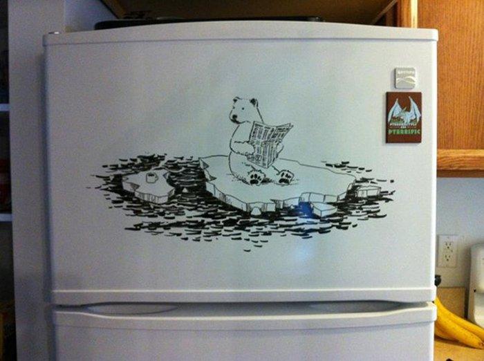 Charlie Layton Creates Masterpieces In The Kitchen On Freezer Friday