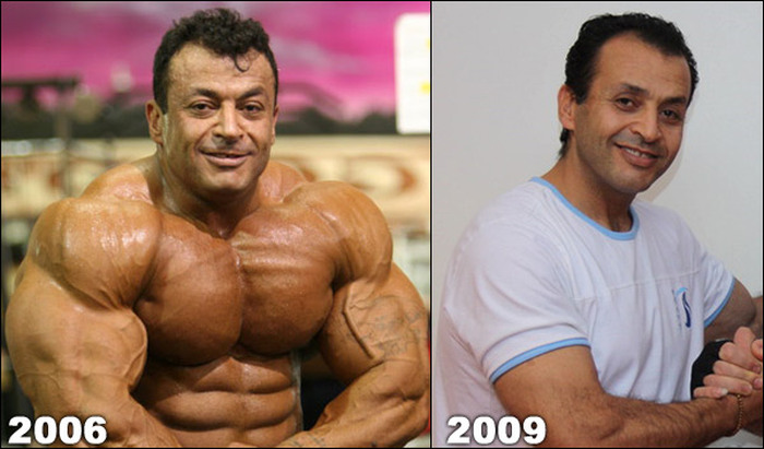 9 Ex Bodybuilders Who Look Way Different Now