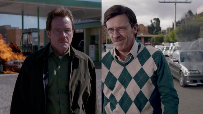 What Breaking Bad's Most Iconic Scenes Look Like In The Spanish Remake