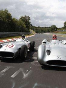 Formula 1 Grand Prix of Germany 2011 - preparation