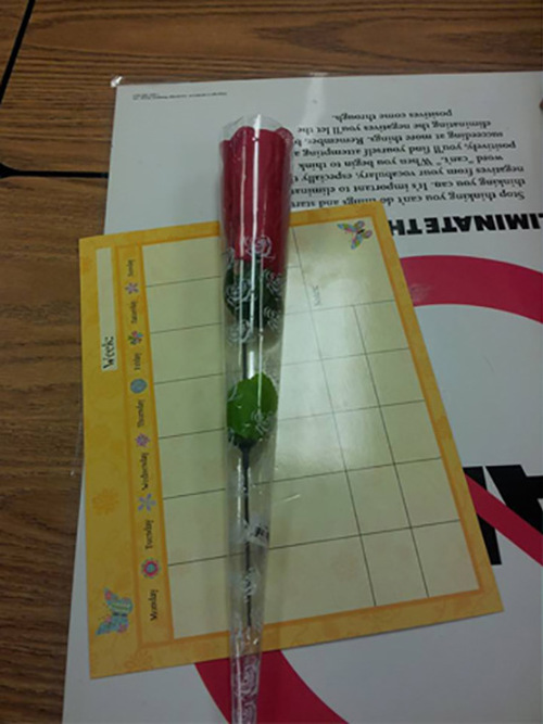 Student Teacher Gets A Secret Surprise