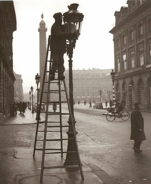 Picture of old Paris